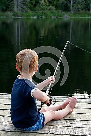Pesca del ragazzo