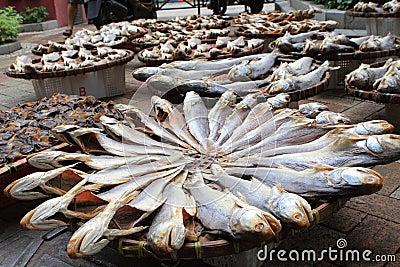 Pescados salados foto de archivo imagen 14111000 for Pescado chino