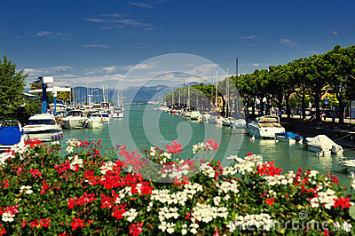 Peschiera del Garda Editorial Photography