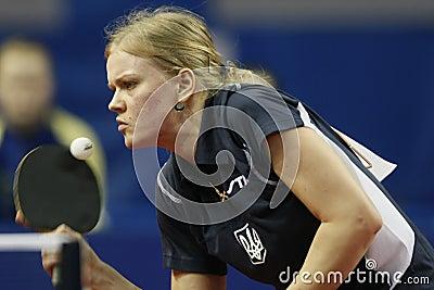 PESOTSKA Margaryta (UKR) Editorial Photo