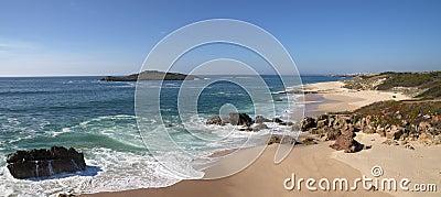 Pessegueiro Island beach