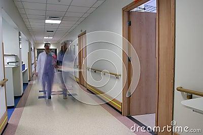 Pessoal hospitalar