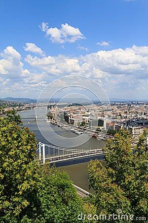 Pest of Budapest