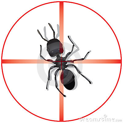 Free Pest Control Background Royalty Free Stock Photos - 7134318