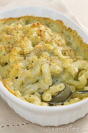 Pesto Mac and Cheese