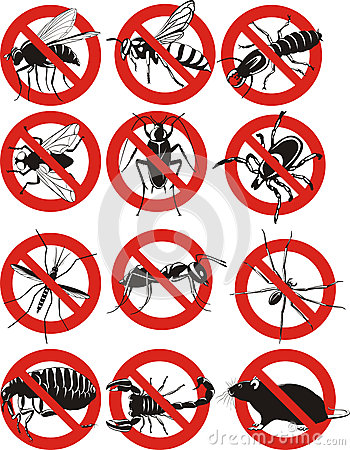 Free Pests Icon Stock Images - 31164954