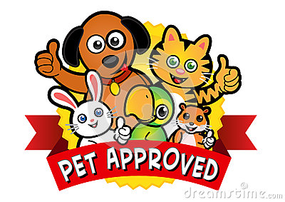 Pet Approved Seal