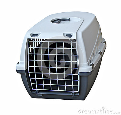 Pet cat dog carrier