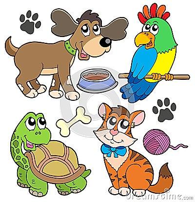 Free Pet Collection Stock Photos - 7426453