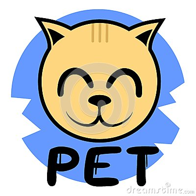 Pet icon cat