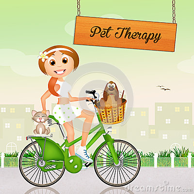 Pet therapy essay