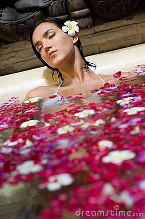 Free Petal Bath Stock Photo - 4474650