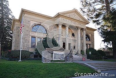 Petaluma Historical Museum Library