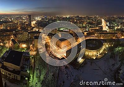 Petchersk panorama