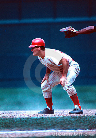 Pete Rose Editorial Photo