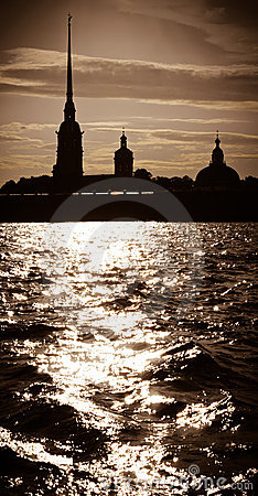 Free Peter And Paul Fortress In St Petersburg, Russia Royalty Free Stock Photo - 20260235