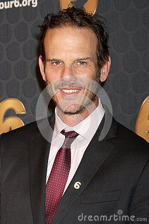 Peter Berg arrives at the Launch of Got Your 6 Editorial Stock Image