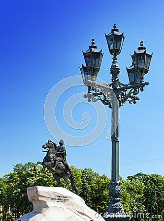 Peter 1, Bronze Horseman.