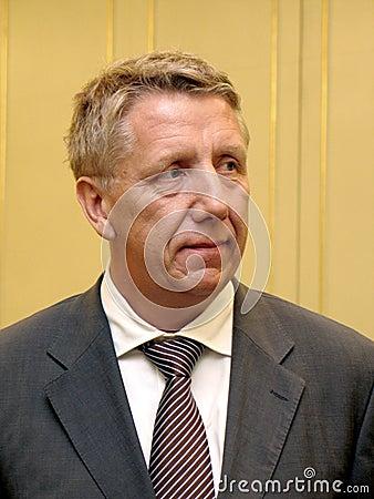 Peter de Ruiter Editorial Stock Photo