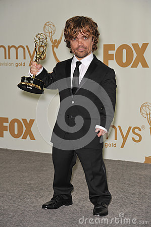 Free Peter Dinklage Stock Images - 26025984