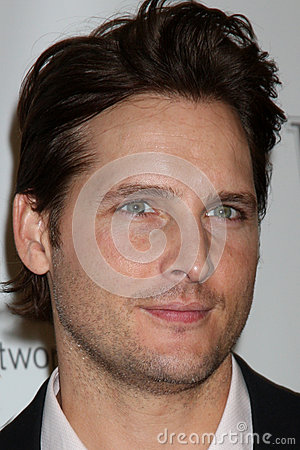 Peter Facinelli Editorial Stock Image