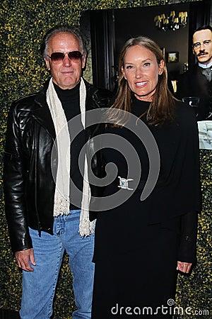 Peter Fonda, Samuel Goldwyn Editorial Stock Image