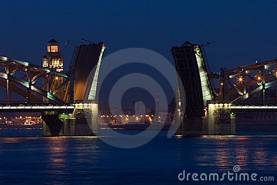Peter the Great Bridge