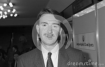 Peter Mandelson Editorial Image
