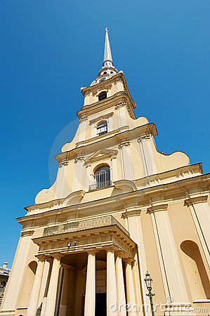 Peter And Paul Cathedral Royalty Free Stock Image - Image: 20770206