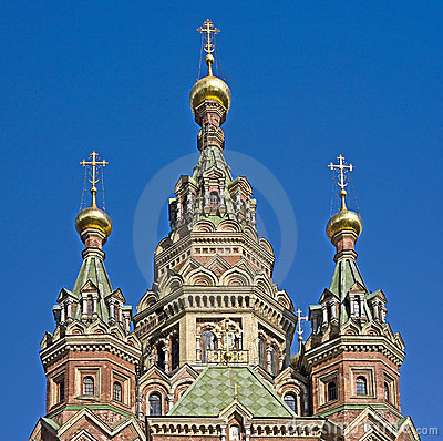 Peter and Paul Cathedral 3