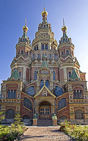 Peter and Paul Cathedral 4