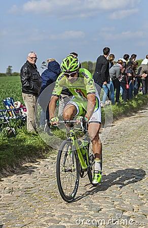 Peter Sagan- Paris Roubaix 2014 Editorial Image