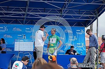Peter Sagan 2013 Tour of California Editorial Photo