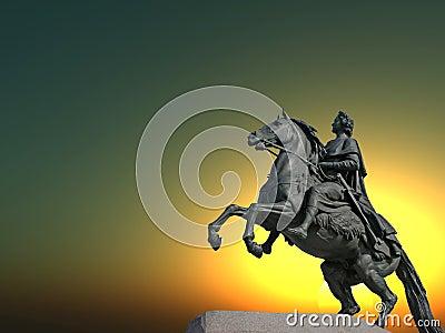 Peter Statue