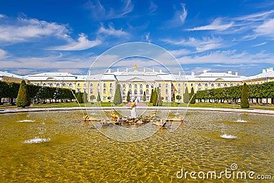 Peterhof, Санкт-Петербург