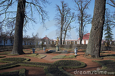 Peterhof parks and palaces