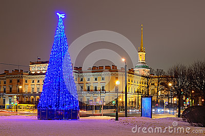 Petersburg, Russia Editorial Photo