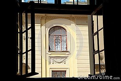 Petersburg window
