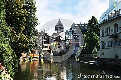Petite-France, Strasbourg, France, Alsace