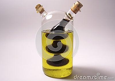 Petróleo e vinagre