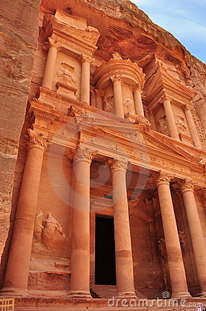 Petra Royalty Free Stock Photo - Image: 17543225