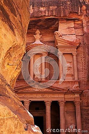 PETRA em Jordão