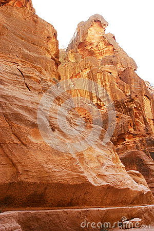 Petra Jordan- Gigantic Mountain