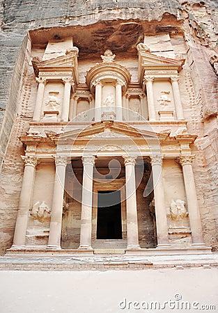 Petra, The Monastery in Petra