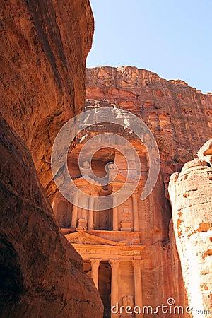 Free Petra-Treasury Stock Images - 12572894