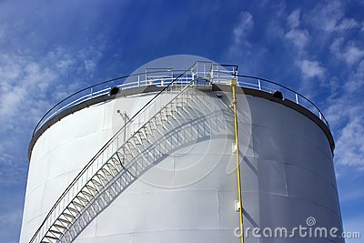 Petrochemical container