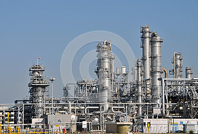 Petrochemical plant 2