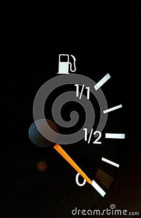 Petrol meter