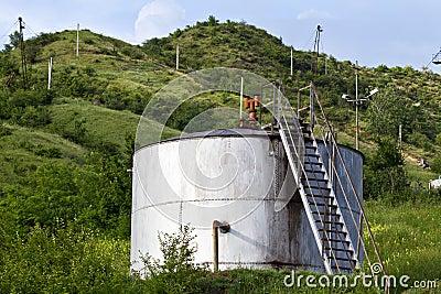 Petrol tank