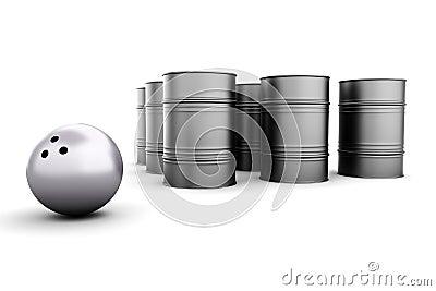 Petroleum Bowling